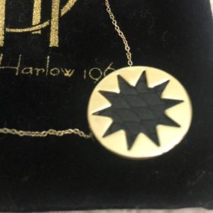 House of Harlow 1960 Jewelry - house of harlow sunburst necklace